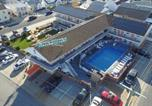 Hôtel Wildwood Crest - Blue Water Motel-1