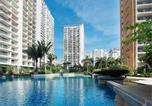 Hôtel Sanya - Sanya Chujianshiguang Yixian Sea View Aparthotel-4