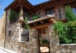 Location vacances Collado Hermoso - Casa Rural La Vega-4