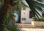 Location vacances  Province de Trapani - B&B Villa Alba-1