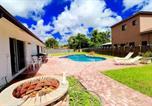 Hôtel Fort Lauderdale - Traveline Plus Luxury House-4