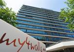 Hôtel Hamburg - My4walls Serviced Apartments Hamburg-1