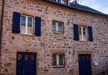 Hôtel Corrèze - Vue de la Vezere-2