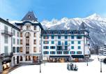 Hôtel 5 étoiles Manigod - Grand Hôtel des Alpes-1