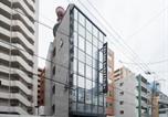 Location vacances Osaka - Apartment in Osaka 4110-3