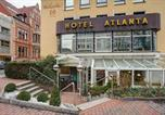 Hôtel Hanovre - Centro Hotel Atlanta-2