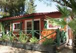 Hôtel Segur de Calafell - Chalet Camping Vilanova Park 3-1
