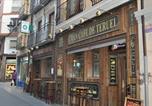 Hôtel Jarque de la Val - Hostal Alcazaba-3