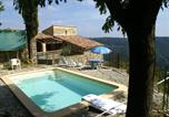 Location vacances Joannas - Stunning Holiday Home in Chassiers with Swimming Pool-1