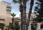 Hôtel Tunisie - Palmyra Aquapark Kantaoui-3