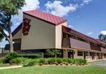 Hôtel Pensacola - Red Roof Inn Pensacola - I-10 at Davis Highway-1
