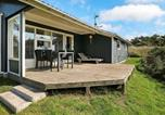 Location vacances Hjørring - Two-Bedroom Holiday home in Hirtshals 2-2