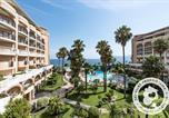 Location vacances Théoule-sur-Mer - Residence Cannes Verrerie - Maeva Particuliers