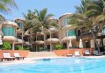 Hôtel Isla Mujeres - Hotel Playa La Media Luna