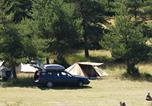 Camping avec Hébergements insolites Gard - Domaine de Pradines-4