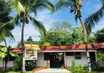 Hôtel Costa Rica - Cabinas Palmer Makanda-1