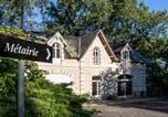Hôtel Cantenay-Epinard - Château des Forges par Slow Village-3