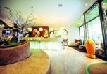 Hôtel Pinacothèque d'Art Moderne - Cocoon Stachus-4