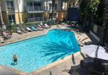 Location vacances Marina del Rey - Beachwood Penthouse Style Spectacular Ocean views Venice Beach Ca-4