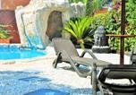 Location vacances Calafell - Villa Francisco 600 Metros De Playa-2