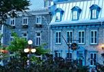 Hôtel Québec - Hotel Manoir D'Auteuil-1