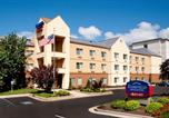Hôtel Bloomington - Fairfield Inn & Suites Bloomington-2