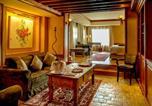 Hôtel 4 étoiles Courlans - Georges Blanc Parc & Spa-3