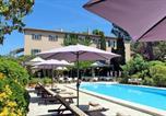 Hôtel 4 étoiles Cogolin - Mas De Chastelas-1