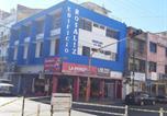 Hôtel Mazatlán - Edificio Rosaliz-3