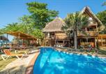 Hôtel Cabarete - Cabarete Maravilla Eco Lodge & Beach-3