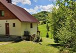 Location vacances Fužine - Forest house Masha-1