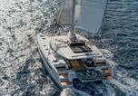 Hôtel Capo d'Orlando - Catamaran Cruise - Italian Eolian Island - New Lagoon 50-4