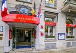 Hôtel Golf de Forêt d'Orient - Brit Hotel Privilège Le Royal - Centre Gare-3