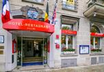 Hôtel Aube - Brit Hotel Privilège Le Royal - Centre Gare-3