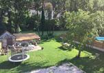 Location vacances Bremondans - Gîte sur Loue-1