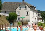 Camping avec Piscine Aveyron - Camping La Source -3