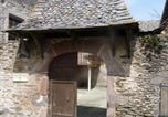 Location vacances Privezac - Chambre d'hôtes Cadravals Belcastel Aveyron-1
