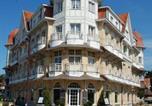 Hôtel De Haan - Grand Hotel Belle Vue-1