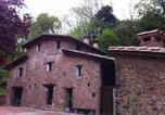 Location vacances la Vall de Bianya - La Badenca. Masia Catalana del S. Xvii-1
