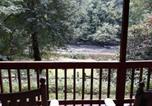 Location vacances Cherokee - Pioneer Cabins Cherokee-2