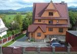 Location vacances Bukowina Tatrzańska - Smyrecek-1