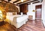 Hôtel Antigua Guatemala - El Carmen Hotel-4