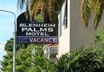 Hôtel Blenheim - Blenheim Palms Motel-1