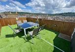 Location vacances Bath - Bath Roof Terrace Apartment, City Centre, Sleeps 8-1