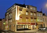 Hôtel Aéroport de Châteauroux-Déols - Logis Hotel Le Continental-1