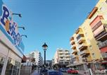Location vacances Calella - Three-Bedroom Apartment in Calella-3