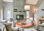 Location vacances Stockbridge - Berkshires Home on 11 Acres with Pond and 2 Fire Pits!-1