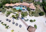 Location vacances Marigot - La Salamandre 4 - Lagoon front villa in Terres Basses with massive pool-3