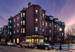 Location vacances Braintree - Stylish Downtown Studio in the South End, #8-2