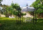 Hôtel Maslives - Les Salamandres, chambres d'hôtes près de Chambord-4